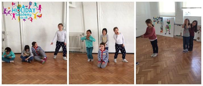 Drama for children Camden