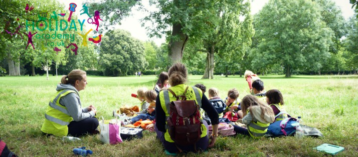 Forest School Holiday Academy