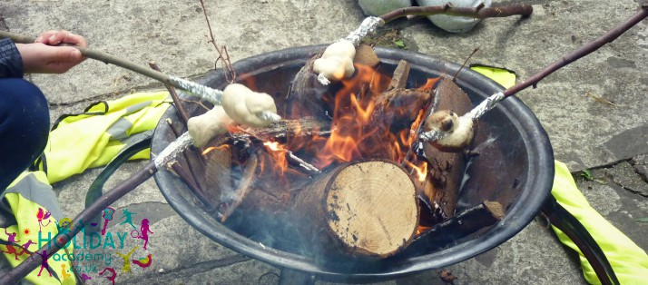 Forest School page
