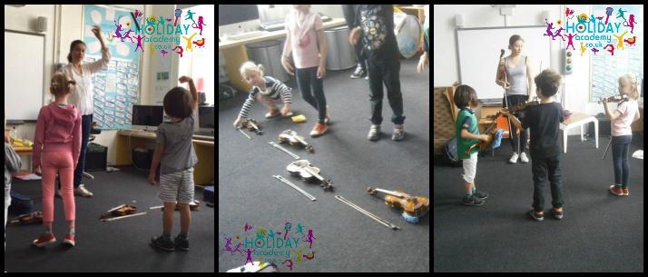 music workshops for children
