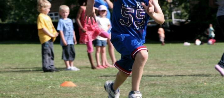Children's sport camden