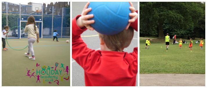 Children's sports Primrose Hill