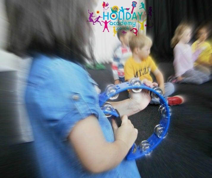 music workshops for kids