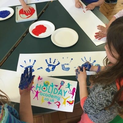 Art workshop Easter 2016 1