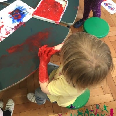 Art workshop Easter 2016 10
