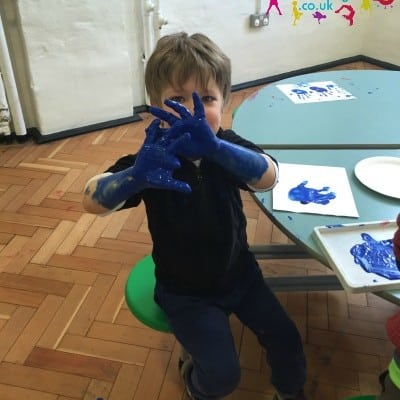 Art workshop Easter 2016 14