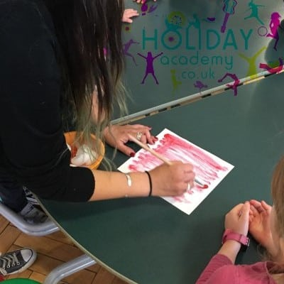 Holiday Academy day camp
