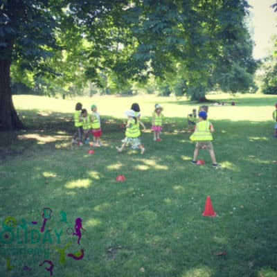 Summer camp for kids London