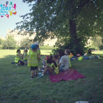 Summer activities for kids London