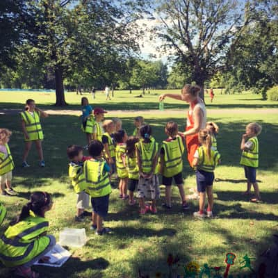 Summer activities for children London